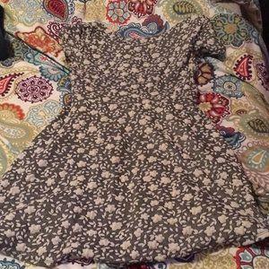 Forever 21 floral dress!